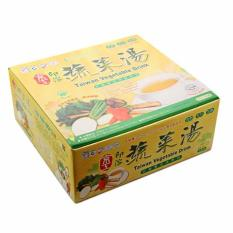 Canh dưỡng sinh KingKung Taiwan hộp 60 gói x 15g