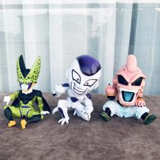 [Nhập ELMAR31 giảm 10% tối đa 200k đơn từ 99k]Mô Hình Nhân Vật Trong Dragon Ball – Songoku Ma Bư Thái Độ Majin Buu Frieza Cell Chọn Nhiều Mẫu