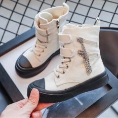 giày bốt bé gái size 27-37 siêu chất cá tính