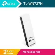 TP-Link USB wifi (USB thu wifi) Chuẩn N 150Mbps TL-WN727N – Hãng phân phối chính thức
