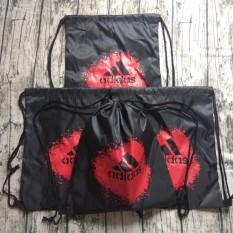 Balo Túi Rút, túi gấp Adidas Predator Gym Sack Bag Chất liệu Polyester Chống Nước