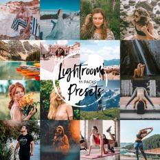 11 gói Presets Lightroom cho điện thoại – 69 Presets Lightroom / Mobile Lightroom Presets – LR16