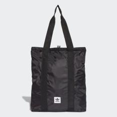 adidas ORIGINALS Packable Tote Bag Unisex Màu đen FM1301