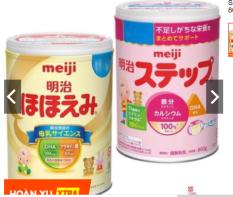 Sữa MEIJI Lon NỘI ĐỊA NHẬT 800GR
