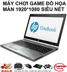 Máy Đồ Họa Chơi game Màn FHD 1080 -HP Elitebook 8570p ( i5-3230M, ram 4G, HDD 250G, VGA on Intel HD 4000, màn 15.6 FHD 1920*1080 ) Dòng máy cao cấp màn đẹp
