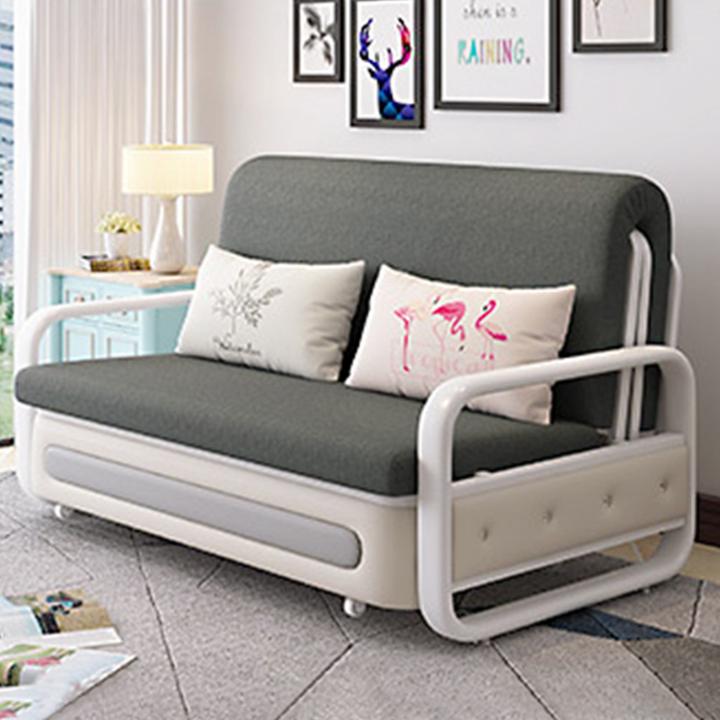Sofa Giưởng 1,5m * 1,93m có ngăn chứa đồ – M002-5
