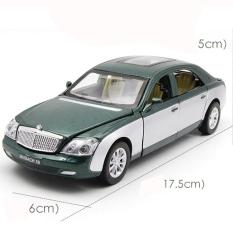 Xe mô hình kim loại Maybach tỷ lệ 1:32
