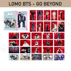 Lomo Card BTS Album Go Beyond – 1 Hộp gồm 30 ảnh