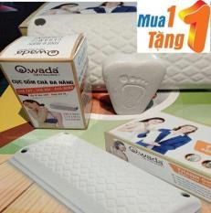 Thanh gốm chà lưng Kháng khuẩn Owada ( Không cần dùng tay)