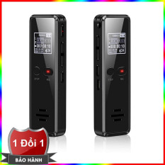 Máy Ghi Âm Cầm Tay 818 – Máy Ghi Âm Chuyên dụng Siêu Mini DVR 818 Dung lượng 8Gb Pin trên 35H – Voice Recorder 818