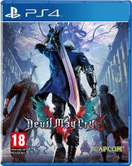 Đĩa trò chơi điện tử PS4 Devil May cry 5 EU