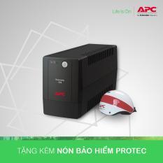 [Khuyến mãi] – Bộ lưu điện: Back-UPS 650VA, 230V, AVR, Universal Sockets – BX650LI-MS