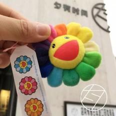 Hoa Mặt Trời KAIKAI KIKI flower đường kính 8cm Chất liệu vải nên rất dễ dàng vệ sinh, không bị bay màu sau quá trình sử dụng