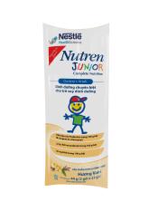 [Siêu thị Lazada] [Quà tặng không bán] Sản phẩm dinh dưỡng y học Nutren Junior 44g (hộp gồm 2 túi 22g)