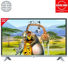 Smart Tivi Darling 32 inch HD – Model 32FH960S, 32HD959T2 (Đen)