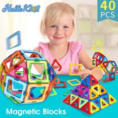 Đồ chơi lắp ghép thông minh 40 mảnh cao cấp phát triển trí tưởng tượng và sáng tạo, tăng cường tương tác giữa bố mẹ và bé, quà tặng an toàn và tuyệt vời cho trẻ em – INTL