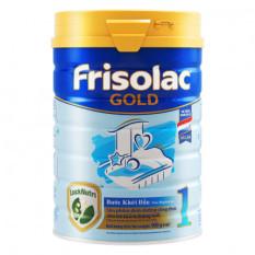 Tặng 1 Bộ đồ sơ sinh hiệu Bibaboo – Combo 2 Lon Sữa bột Frisolac Gold 1 lon 900g (0 – 6 tháng) – HSD Luôn Mới