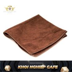 Cleaning cloths – Khăn lau quầy pha chế chuyên dụng màu nâu