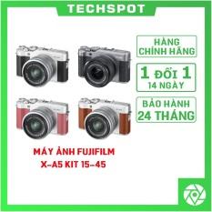 Fujifilm X-A5 + XC 15-45mm F/3.5-5.6 OIS PZ – Chính Hãng Phân Phối