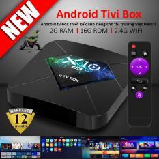 Android R-TV BOX X10 S905W Phiên Bản 2G Ram Và 16G Bộ Nhớ Trong , Có Cài Sẵn Ứng Dụng Xem Phim Lẻ, Phim Bộ – Bảo Hành 12 Tháng, R-TV BOX X10