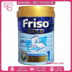 [CHÍNH HÃNG] Sữa Friso Gold Nga 1 800g | Dinh Dưỡng Tối Ưu Cho Trẻ 0-6 Tháng Tuổi | Date Mới Nhất, Giá Tốt Nhất | Babivina