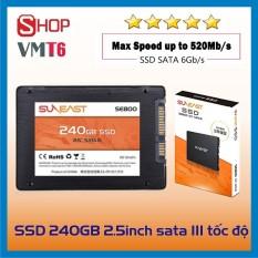 Ổ Cứng SSD 240GB Sunneast Sata 3 chuẩn 2.5inch chính hãng – Hàng chính hãng nội địa nhật bản !