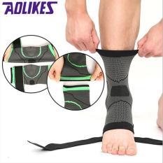 Đôi Băng Bảo Vệ Mắt Cá Chân Aolikes, dụng cụ hỗ trợ tập Gym, dụng cụ hỗ trợ thể dục thể thao