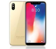 Điện thoại thông minh Masstel X6, màn hình 18:9, nhận diện khuôn mặt + Tặng ốp lưng cao cấp