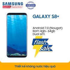 Samsung S8+ – 4GB RAM – 64GB ROM – 6.2 inch – Màu Xanh – Android điện thoại thông minh
