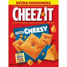Bánh quy mặn vị phô mai Cheez It của Mỹ – TL: 351gr
