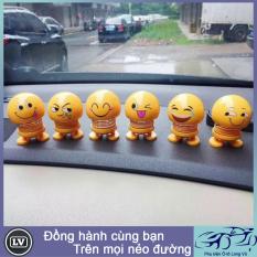 Thú Nhún Emoji – Emoji Lò Xo – Emoji Cười – Thú Nhún Lò Xo – Thú Nhún – Emoji Lò Xo Ngộ Nghĩnh – Đồ Chơi Tiêu Khiển – Trang Trí Xe Hơi, Bàn Làm Việc, Học Tập, Đồ chơi trẻ em, đồ chơi giải trí