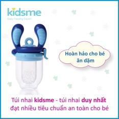 Túi nhai chống hóc Kidsme (size L) – Màu xanh biển, 160337AQ
