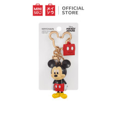 Móc treo trang trí Mickey Mouse Collection Plush Key Chain Pendant