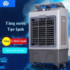 Quạt điều hòa Quạt điện làm mát không khí 5000m³/h 150W máy làm mát không khí di động, quạt làm mát hơi nước MAYMATXABENBO