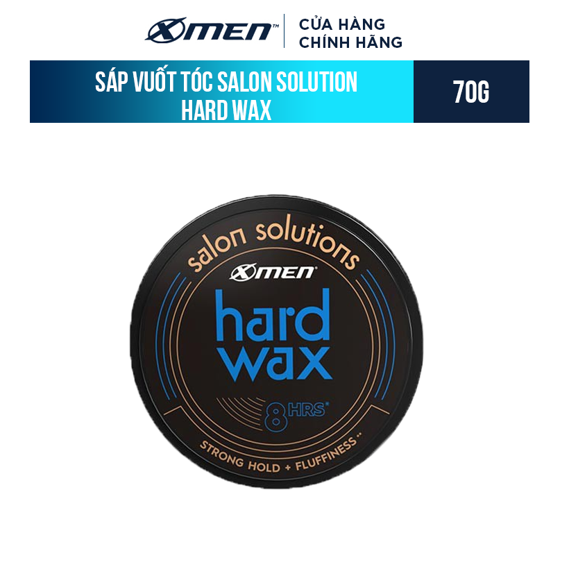 Sáp Xmen Salon Solutions – Hard Wax 70g