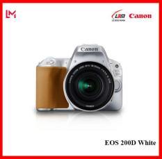 MÁY ẢNH CANON EOS 200D KIT 18-55MM (chính hãng Lê Bảo Minh)