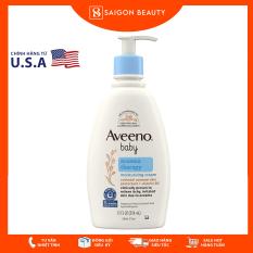 Kem dưỡng cho bé Aveeno Baby Eczema Therapy Moisturizing Cream (354mL)