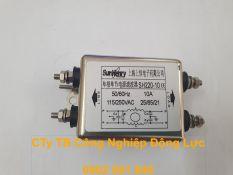 Bộ lọc nhiễu Sunhenry 1 pha 110/250V 10A
