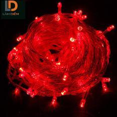 Đèn led dây không chớp nhiều màu sắc 8m 50 bóng led