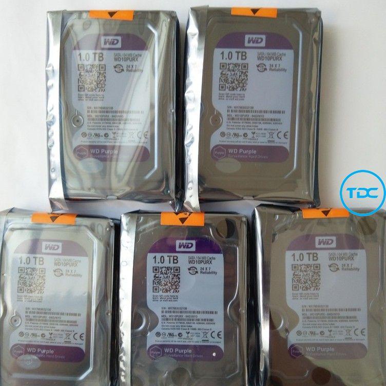 Ổ cứng cho máy tính để bàn WD 250GB , 500GB , 1TB ; HDD Western dùng cho Máy tính...