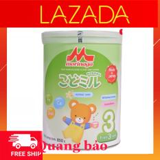 Sữa Morinaga Số 3 (Kodomil) 850 Cho Bé Từ 3 Tuổi TÁCH ĐAI