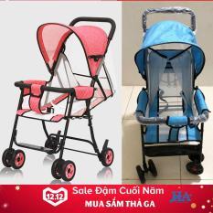 Xe đẩy tay thoáng khí hiện đại cho bé, xe đẩy trẻ em cao cấp – MBHUONG24