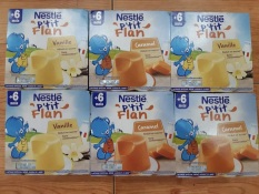 Bánh Flan Nestle Pháp