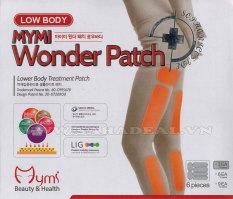 Miếng dán tan mỡ đùi & chân MYMl dành cho người ngồi nhiều ít vận động