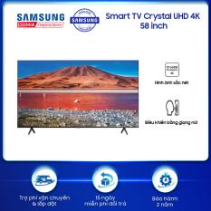 Smart TV Samsung Crystal UHD 4K 58 inch TU7000 2020