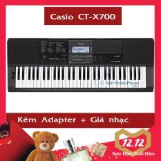 Đàn Organ Casio CT-X700 kèm AD + Giá nhạc ( CTX700 ) – HappyLive Shop