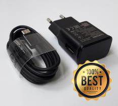 Bộ sạc nhanh Samsung A50 (Cam kết hàng Zin – có hướng dẫn phân biệt) (Fast Charging) (Adaptor đen nhám + Cable chuẩn type C)