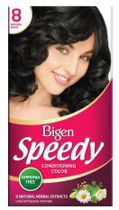 Thuốc nhuộm tóc phủ bạc dạng kem Bigen Speedy Conditioning Color 80ml