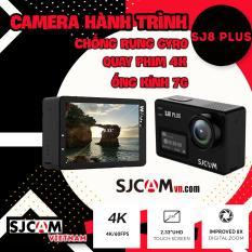 Camera hành trình SJCAM SJ8 PLUS 4K WiFi – Hãng phân phối chính thức