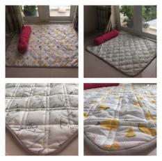 Thảm ngủ em bé bằng vải lưới điều hòa cao cấp ( 1m*1m và 1m*1.2m ) Đồng giá